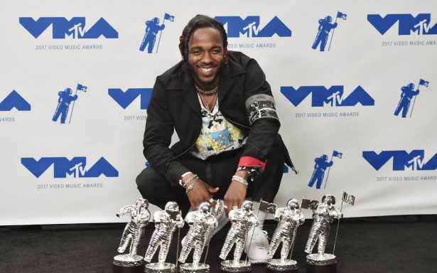 Kendrick Lamar arrasa en los MTV Video Music Awards 2017