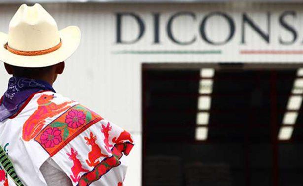 Abastece Diconsa a municipios vulnerables