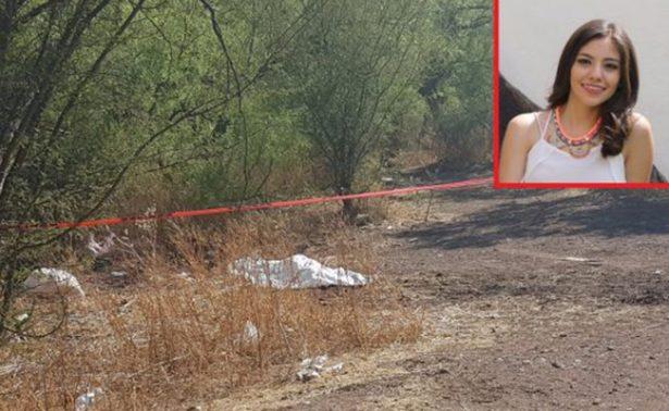 Andrea se defendió; encuentran restos de piel del asesino