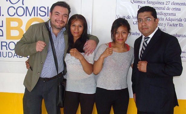 """""""Pantera"""" y """"Pucca"""" Ramírez disputarán campeonato mosca y minimosca"""