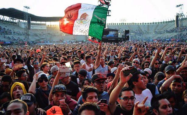 Vive Latino anuncia su próxima edición para marzo 2018
