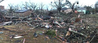 Fuertes tormentas matan a tres personas y causan daños en Misisipi