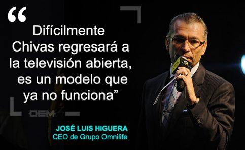 JOSÉ LUIS HIGUERA
