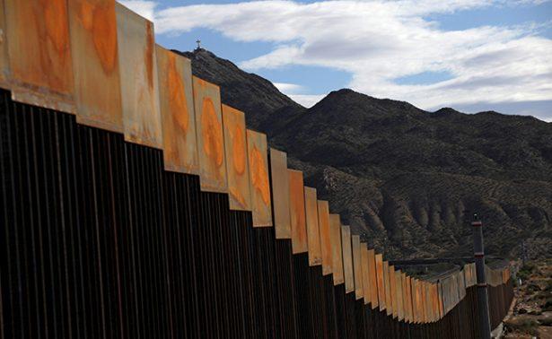 Aseguran que muro fronterizo será un desastre por cuestiones geológicas