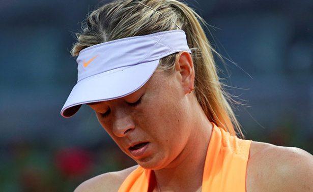 Le hacen el feo: abierto de Francia no invita a Sharapova