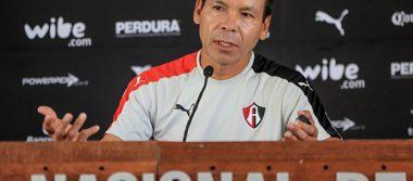 José Guadalupe Cruz prefirió no criticar la nueva postura de La Volpe