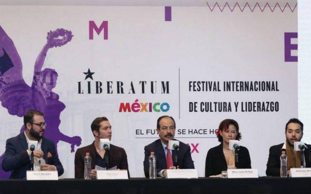 Liberatum, festival que busca ser puente cultural entre México y el mundo