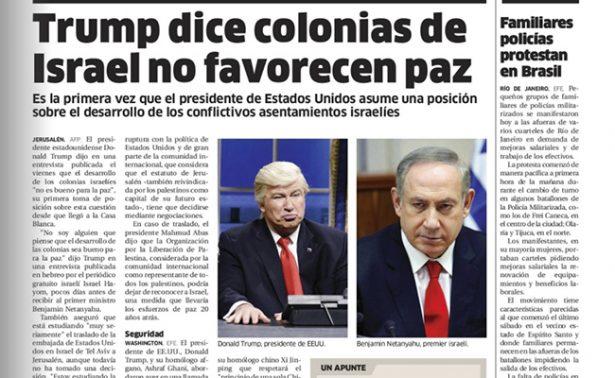 Confunden a Trump con su imitador, Alec Baldwin