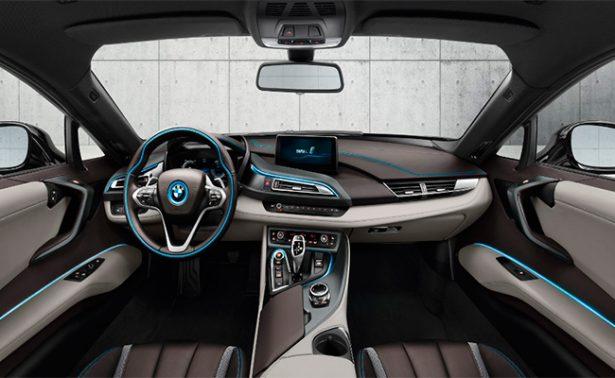 Van BMW, Intel y Fiat por desarrollo de autos autónomos de última generación