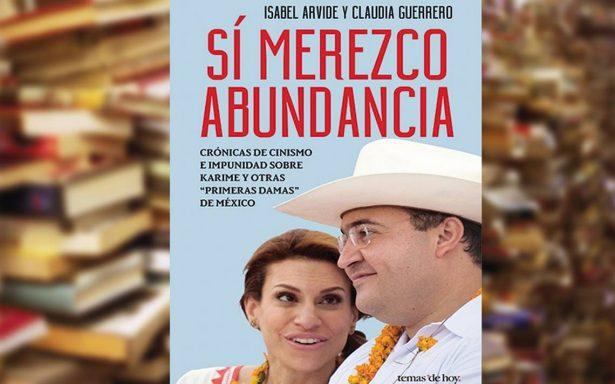 Adelanto del nuevo libro de Isabel Arvide y Claudia Guerrero