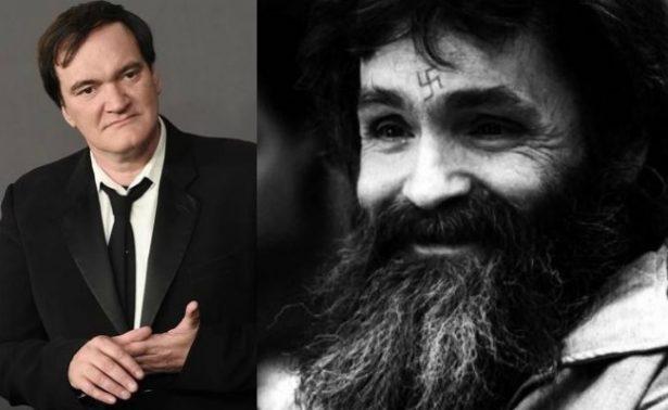 Quentin Tarantino contará los asesinatos de Charles Manson en nueva cinta