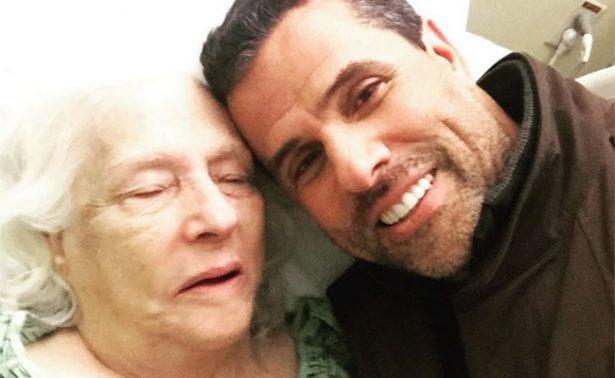 A los 85 años, fallece mamá de Marco Antonio Regil