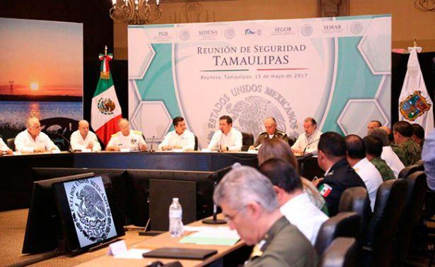 Vamos contra el lavado de dinero, afirma Osorio Chong en Tamaulipas