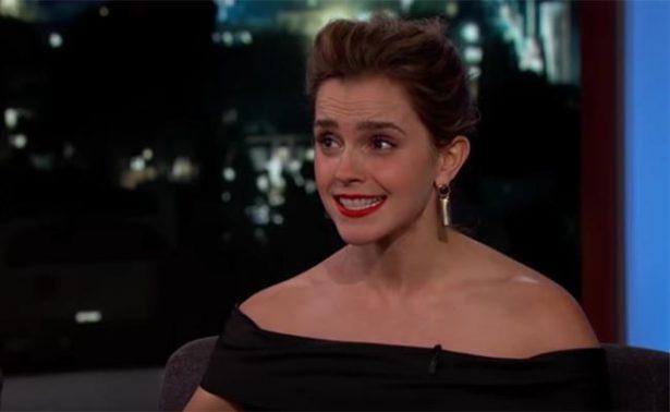 Emma Watson confiesa cómo arruinaba escenas de Harry Potter