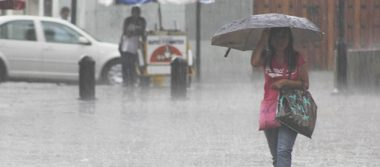 Se prevén lluvias en la mayor parte del país por frente frío 2