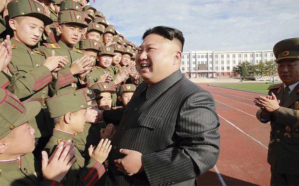 Tengo el botón nuclear en mi escritorio: KimJong-Un