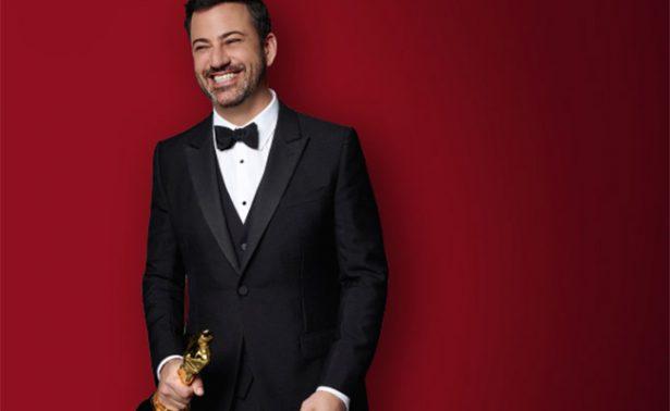 Jimmy Kimmel volverá a conducir los Oscar para el 2018