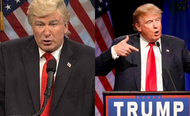 Periódico se disculpa por confundir imagen de Alec Baldwin con Trump