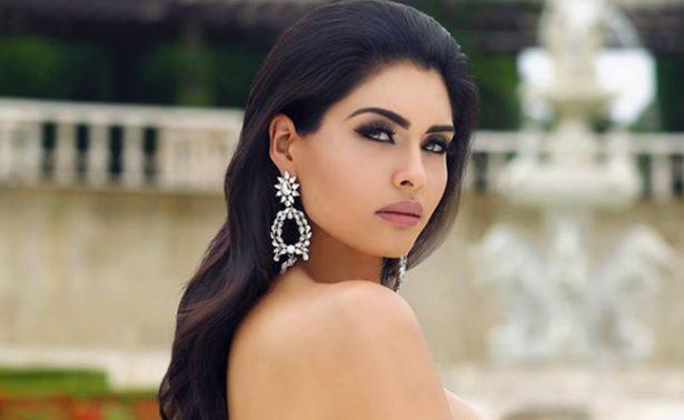 Nuestra Belleza Kristal Silva va por la corona de Miss Universo