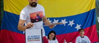 Próximo presidente de Venezuela renunciará a reelección: Oposición