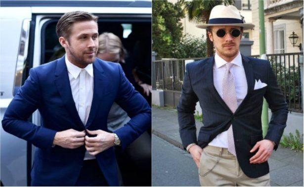 """Descubren al """"gemelo perdido"""" de Ryan Gosling en Alemania"""