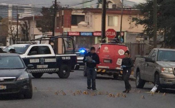 Rafaguean vivienda con más de 50 balas en Monterrey