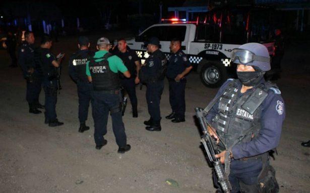Detienen a 7 marinos que habrían atentado contra policías