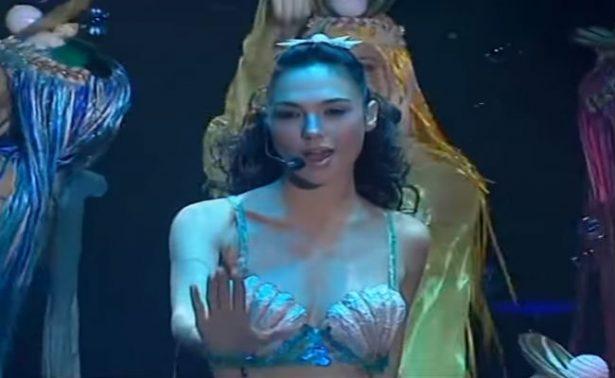 [Video] Ahora Gal Gadot se convierte en una sexy ¿sirena?
