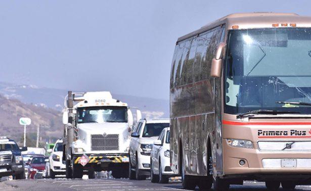 Alza en tarifas del transporte foráneo  afectaría al turismo de Guanajuato