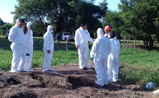 Analizan la UJAT gases emanados de la tierra en Tabasco