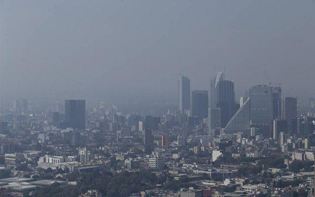Hay mala calidad del aire en cuatro municipios mexiquenses
