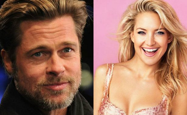 Brad Pitt y Kate Hudson son pareja, confirma mamá de la actriz
