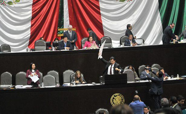 Avalan diputados reforma a Ley General de Educación Pública