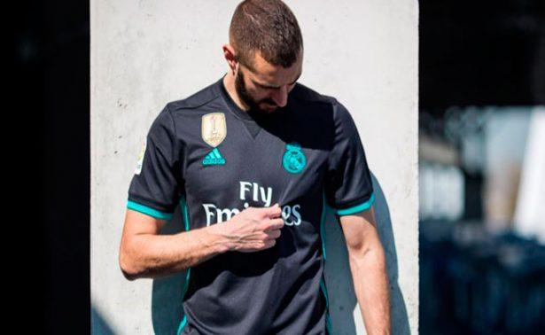 Real Madrid presenta su nueva piel para próxima temporada
