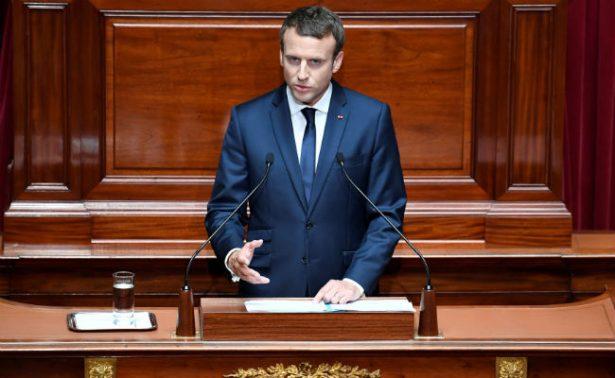 Investiga justicia francesa viaje de presidente Macron a Las Vegas