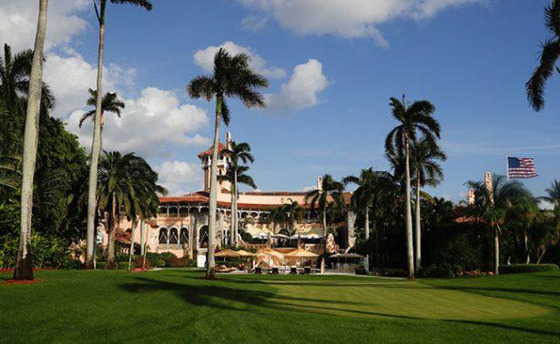 Viajes de Trump a Florida le cuestan al estado 60 mil dólares diarios
