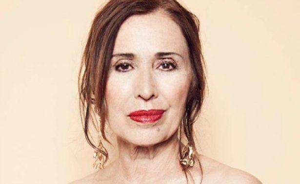 María Rojo admite que se le dificulta hallar empleo como actriz