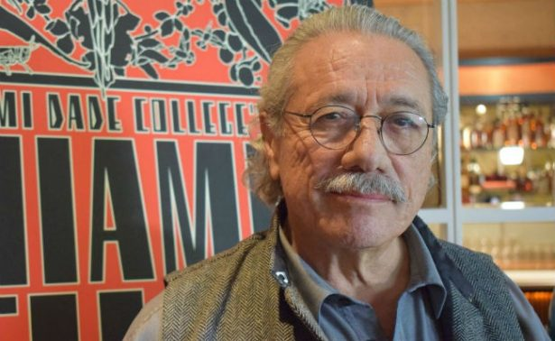 """Los latinos vamos a dominar el arte"":  Edward James Olmos"