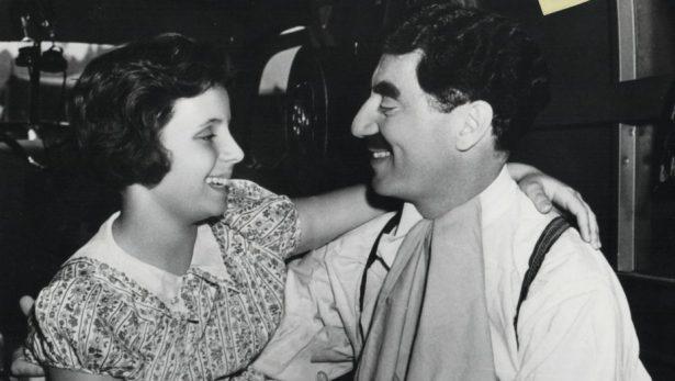 Muere Miriam Marx Allen, hija del cómico Groucho Marx