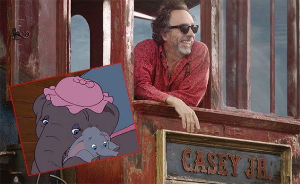 Revelan detalles de Dumbo, próxima cinta de Tim Burton
