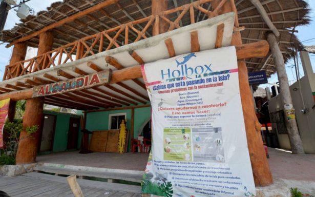 Continúan los problemas de servicios públicos en Holbox