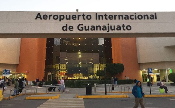 Avanzan obras de ampliación del aeropuerto de Guanajuato