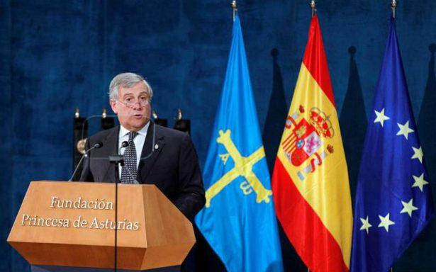 El presidente del Parlamento Europeo reforzó aislamiento de Cataluña