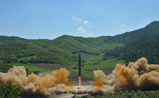 EU presentará ante ONU resolución para endurecer sanciones a Corea del Norte