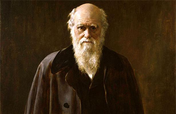 Charles Darwin explicó el origen y evolución de las especies
