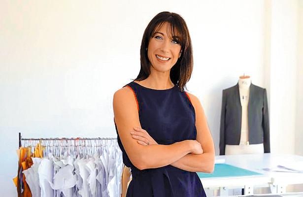 Samantha Cameron lanza una firma de ropa