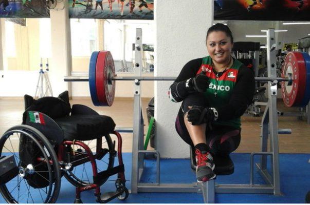 Ángeles Ortiz va a los juegos paralímpicos de Río de Janeiro con la fe puesta en Dios