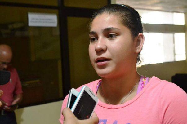 Nunca voy a olvidar los juegos olímpicos: Dolores Hernández