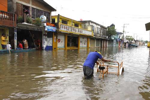 Menos del 10% de las casas están aseguradas contra desastres naturales