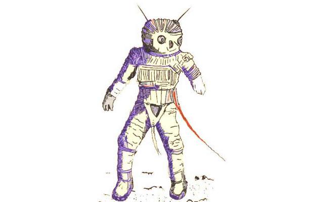 Esoterismo/ Los hombres espaciales de Tassili